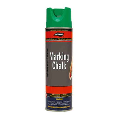 Aervoe 214 Blue Marking Chalk Aerosol, 20oz (12/Case)