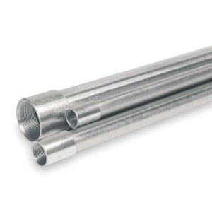 "CO 3"" x 10' Aluminum Rigid Conduit"