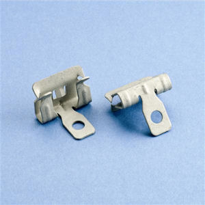 Caddy 4H58 Hammer-On Side Mount Flange Clip