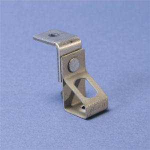 "Caddy 4TIB 1/4"" Rod Hanger with Angle Bracket"