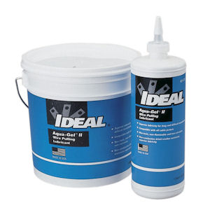 Ideal 31-375 Aqua-Gel II™ Cable Pulling Lubricant, 5-Gallon Bucket