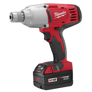 "Milwaukee 2665-22 M18 7/16"" Hex Utility Impacting Drill Kit w/Battery & Charger"