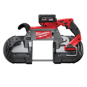 Milwaukee 2729-21 M18 FUEL™ Deep Cut Band Saw Kit w/Battery & Charger