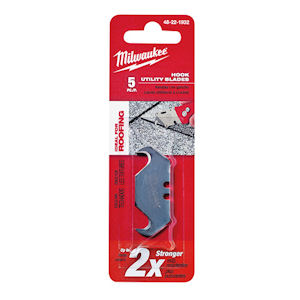 Milwaukee 48-22-1932 Hook Utility Knife Blades (5pc)