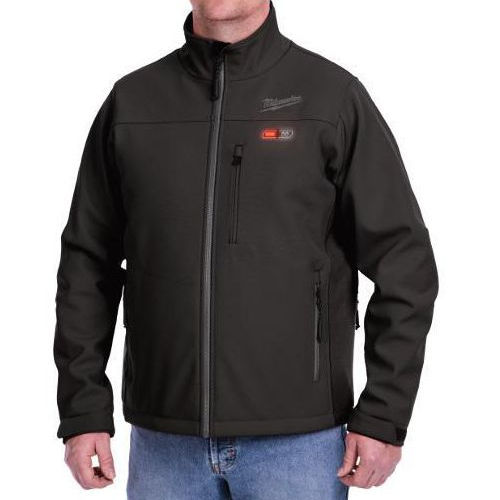 Milwaukee 201B-21M M12™ Heated Jacket Kit, Black - Medium