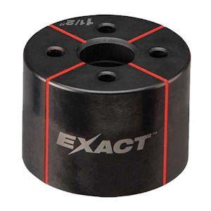 "Milwaukee 49-16-2668 EXACT™ 1-1/2"" Die"