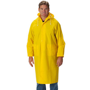 "PIP 201-300-5XL Falcon™ 2-Piece 48"" Raincoat - 5XLarge"