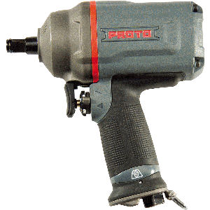 "Proto J150WP Air Impact Wrench, 1/2"" Drive, 1260 Ft Lbs Breakaway Torque"