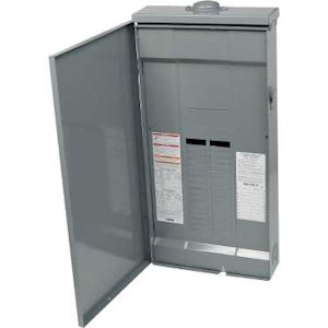 Square-D QO318L200GRB Load Center MLO 200A 240V 3Ph 18SP NEMA-3R