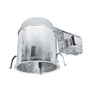 "6"" CFL IC Remodel Housings"